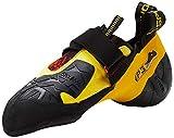 La Sportiva Skwama Kletterschuhe blk/Yellow