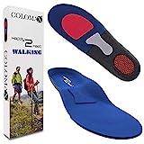 COLOMAX - WALKING - Einlegesohlen ideal für...